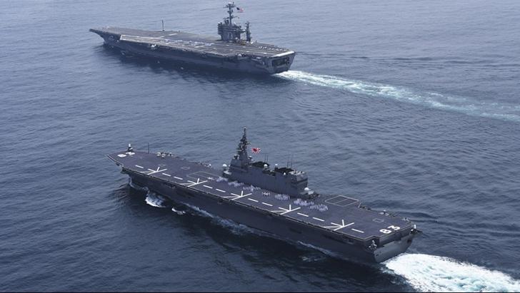 Se pregătește de război? Rusia a simulat distrugerea unor nave din Constanţa