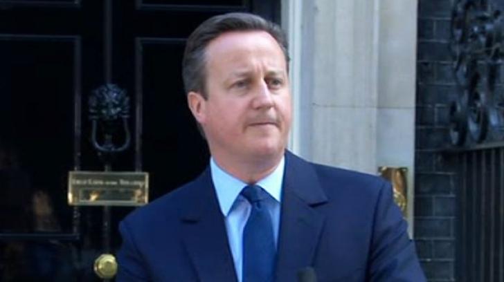 """Brexit. Cameron şi-a anunţat retragerea: """"Un nou premier va negocia ieşirea din UE"""" LIVE TEXT"""