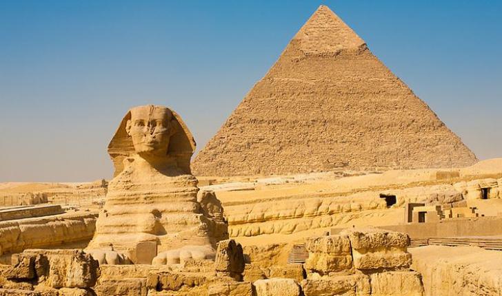 Marea Piramidă de la Giza