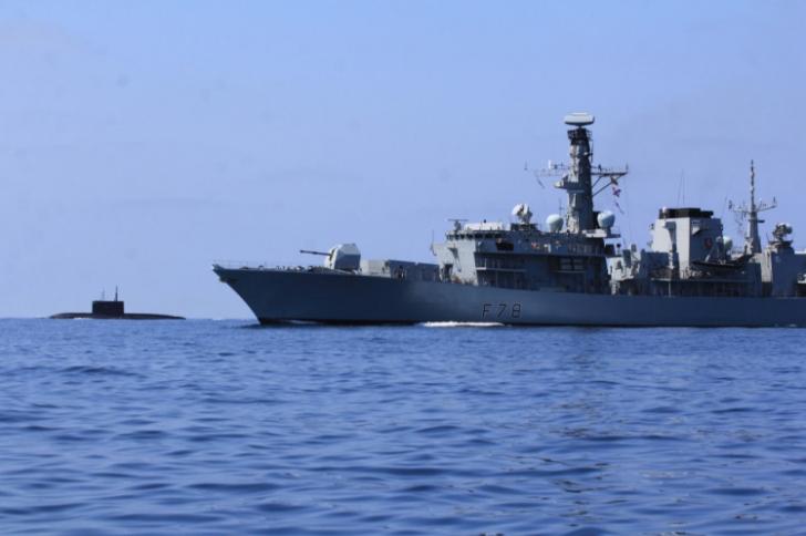 """Vladimir Putin și-a trimis un submarin de atac în Canalul Mânecii. Cum arată """"monstrul marin"""""""