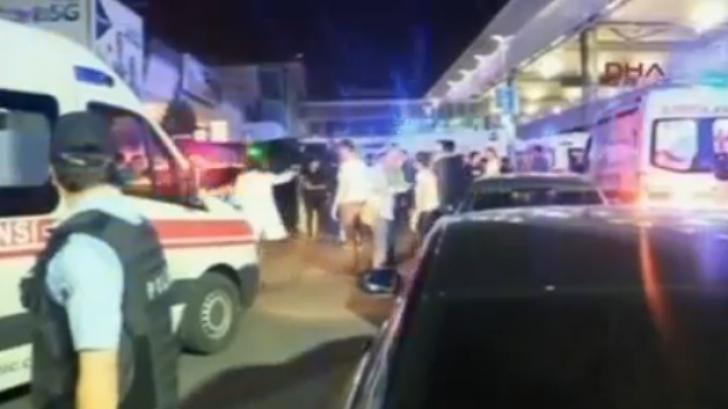 Mărturii înfiorătoare de pe Aeroportul Ataturk: Oamenii erau plini de sânge, pe ei erau resturi umane