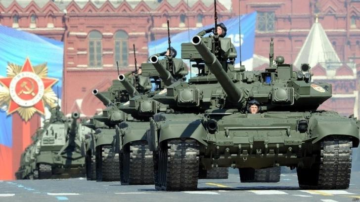 Rusia, peste NATO la mobilitate