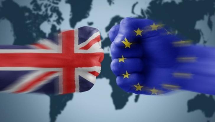 """BREXIT. """"La naiba. O zi proastă pentru Europa"""" - reacţia sinceră a vicecancelarului german"""