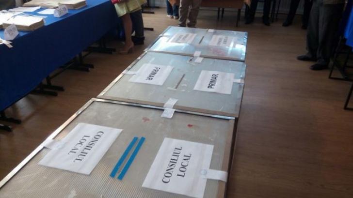 Alegeri locale 2016. Buletine de vot din Braşov, rătăcite într-o comună din Suceava