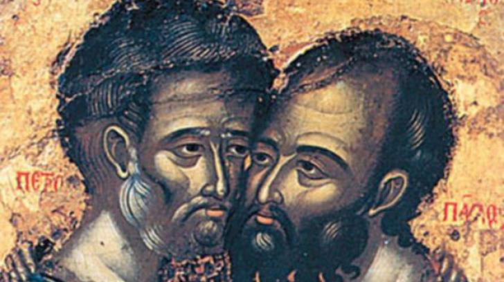 Sărbătoare Mare astăzi Sf. Petru şi Pavel. Ce nu ai voie să faci azi. Aduce mare ghinion!