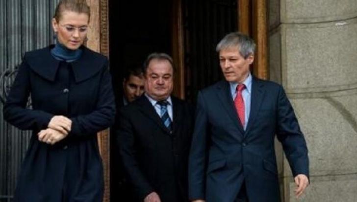 Blaga despre Guvernul Cioloş