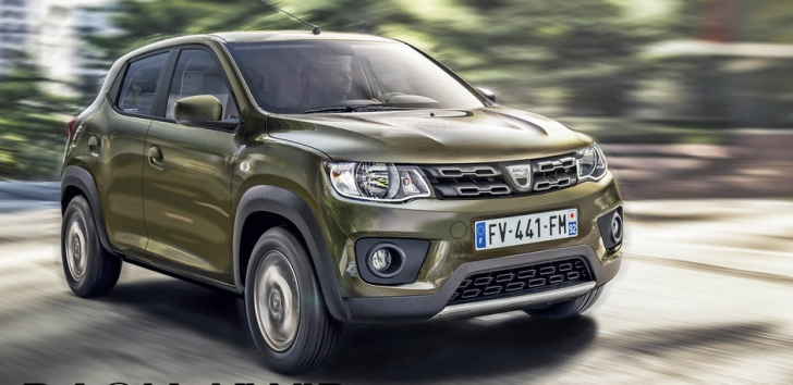 UIMITOR!Cum arată Dacia Kwid, modelul SUV ce va costa doar 3500€. Mai mică decât Duster, dar cochetă