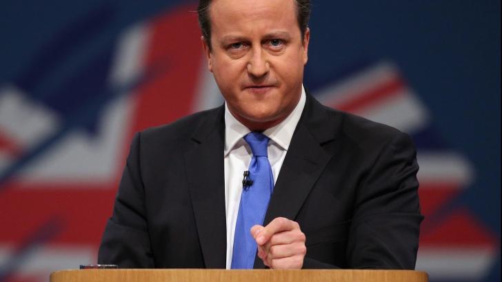 """BREXIT. David Cameron mărturiseşte: """"Îmi pare rău..m-am aruncat în cap...."""""""