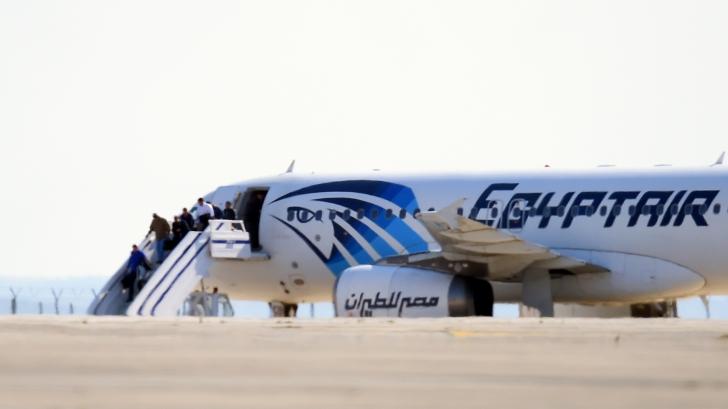 Un avion EgyptAir a aterizat de urgenţă în Uzbekistan, din cauza unei ameninţări cu bombă
