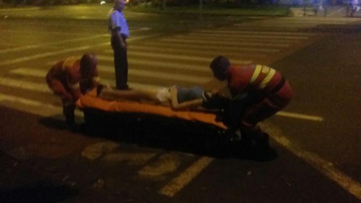 A sărit de la etajul 10 al blocului din Braşov în care locuia iubitul. Când a auzit, el...