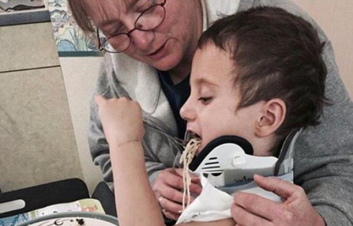 Un băiat de 4 ani, decapitat într-un accident auto.A scos un țipăt, apoi...Medicii nu-și pot explica