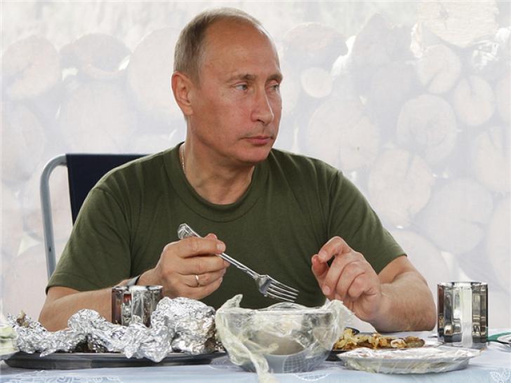 Ce mănâncă Obama, Merkel sau Putin! Mâncărurile preferate ale celor mai importanți lideri mondiali