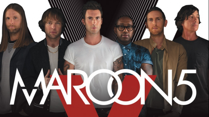 Maroon 5, scrisoare către Iohannis și Cioloș, după concertul din România