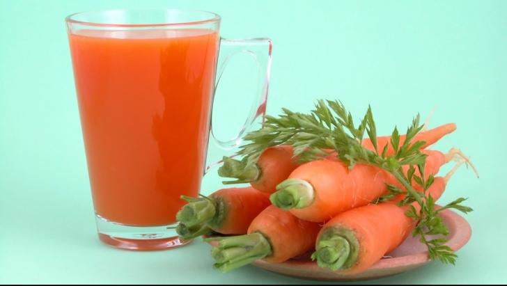 Dieta cu morcovi. Scapă de 10 kg în doar trei săptămâni