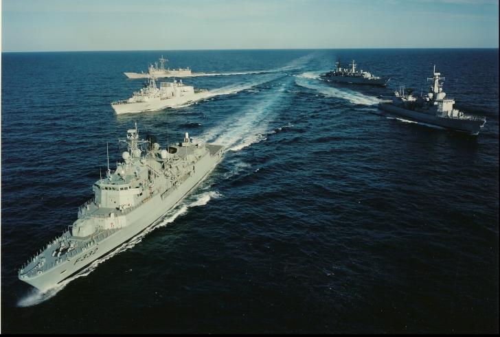 Cum a răspuns Rusia prezenţei NATO în Marea Baltică
