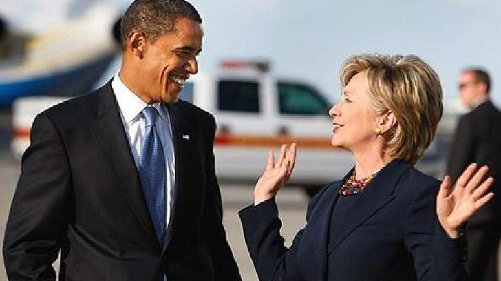 Obama şi Clinton