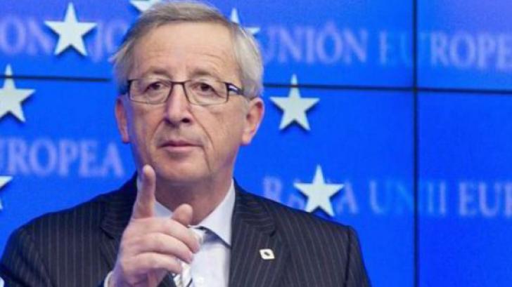 """Juncker, șeful Comisiei Europene: """"Am sentimentul că e totul în regulă în România? Nu!"""""""