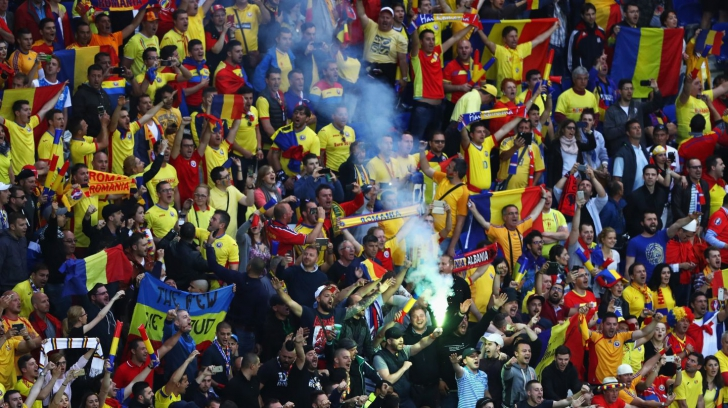 Anchetă UEFA după meciul România-Albania