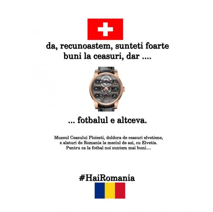 ROMÂNIA-ELVEŢIA. EURO 2016. Cel mai inedit mesaj înainte de meci! Cine l-a postat