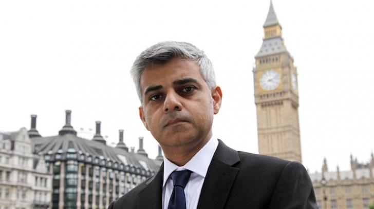 """Primarul Sadiq Khan spune că Londra """"nu va fi niciodată intimidată sau învinsă de terorism"""""""