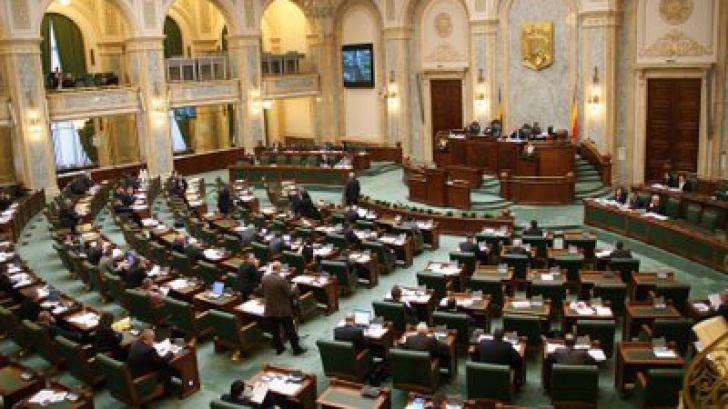 Grupul UNPR din Senat a fost desfiinţat, la cererea PSD