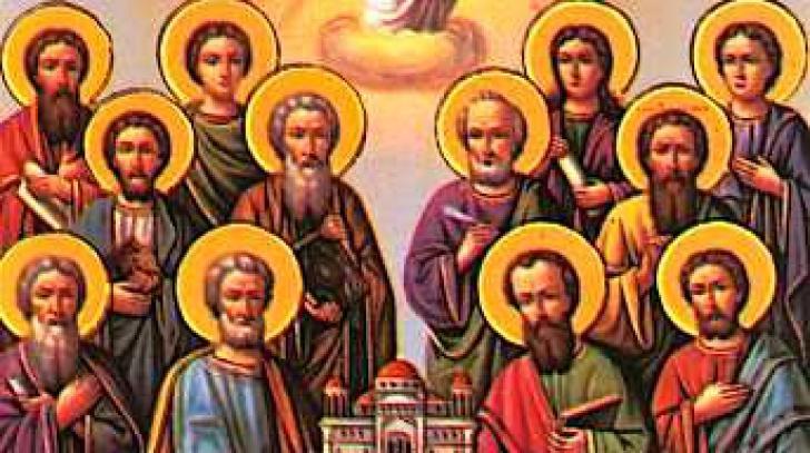 Azi e din nou SĂRBĂTOARE: cruce neagră în calendar!