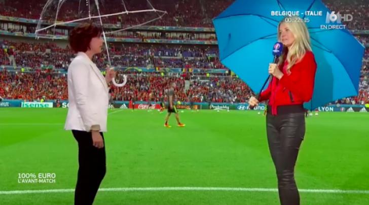 Momentul TV care a uluit Franţa. Ce s-a întâmplat, la o transmisiune în direct - VIDEO viral