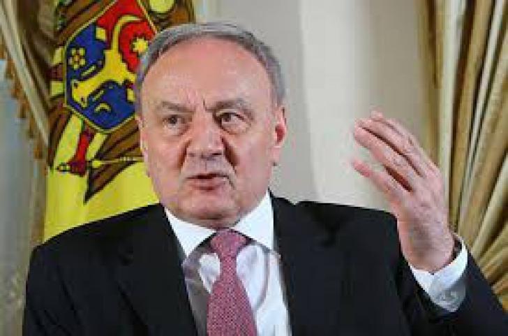 Preşedintele R. Moldova cere modificarea Constituţiei pentru ca limba de stat să fie ROMÂNA