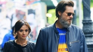 Jim Carrey si Cathriona White