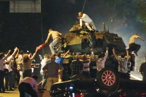 Turcia, lovitura de stat eșuată