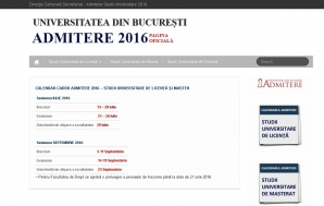Bacalaureat 2016 rezultate bac - admitere facultate