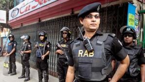 Luare de ostatici, în Bangladesh