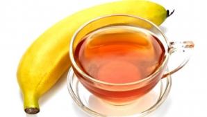 Efectul incredibil al ceaiului de banane. Nu se ştie până acum că are acest efect