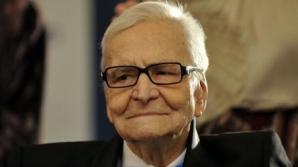 Sicriul cu trupul lui Radu Beligan a fost depus la Biserica Colțea pentru priveghi