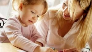 Indemnizaţia minimă de creştere a copilului creşte de astăzi de la 600 lei la 1.063 de lei