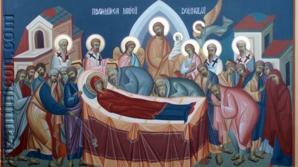 Paraclisul Maicii Domnului. Rugăciunea Postului Sfintei Marii