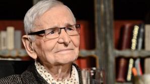 Radu Beligan va fi înmormântat, sâmbătă, cu onoruri militare