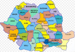 Rezultate Bacalaureat 2016 harta