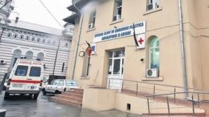 Pacienţi contaminaţi cu larve la Spitalul de Arşi din Capitală. Imagini şocante