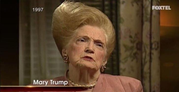 O fotografie cu mama lui Donald Trump a isterizat Internetul!