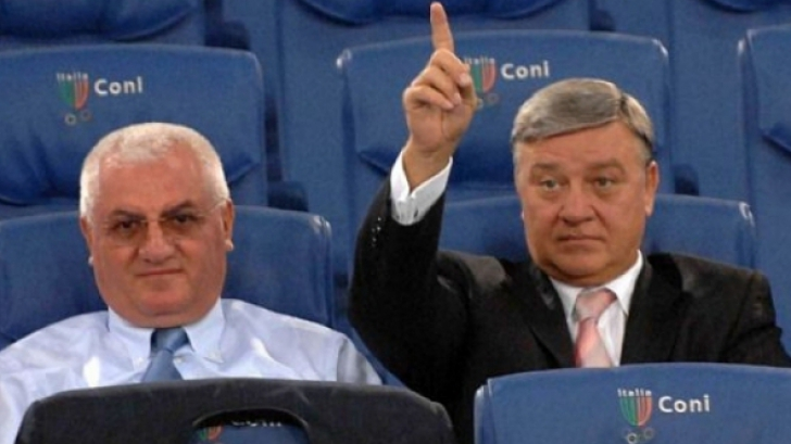Mitica Dragomir si Mircea Sandu