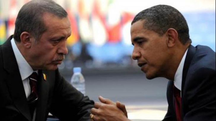 Obama si Erdogan