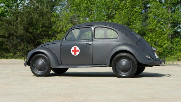 Au descoperit o Broscuţă comandată de Hitler în 1943. Ce au găsit în maşină. ŞOCAŢI! Moment istoric