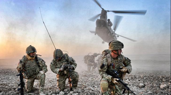 SURSE MILITARE: Forțele irakiene au pătruns într-o zonă strategică controlată de Stat Islamic