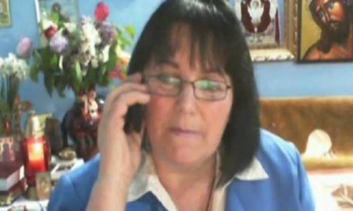 Clarvazatoarea Maria Ghiorghiu