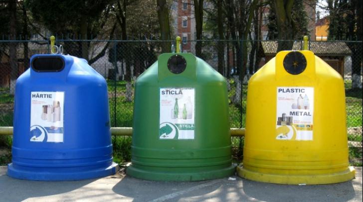 România, inclusă într-un proiect european privind managementul deșeurilor urbane