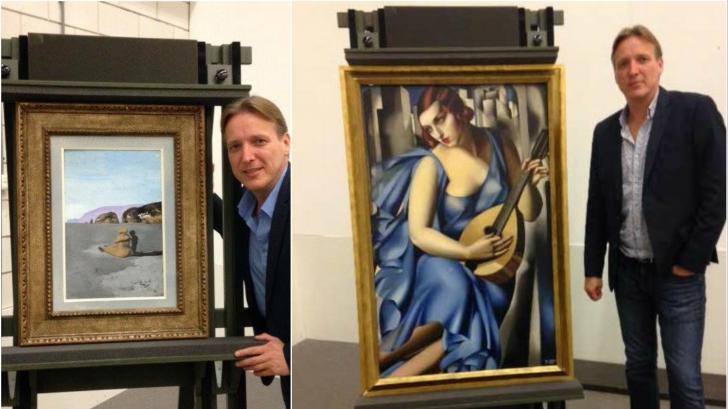 Povestea fabuloasă a două tablouri celebre. Furate în 2009 dintr-un muzeu: UNDE au fost găsite