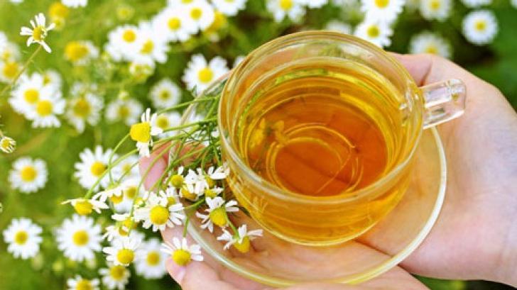 ceaiul de mușețel vă ajută să pierdeți în greutate