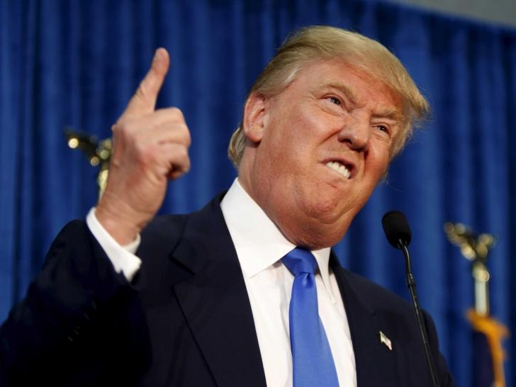 """Trump, declaraţie suprinzătoare: """"Sunt candidatul oridinii publice! Hillary, slabă, incompetentă"""""""