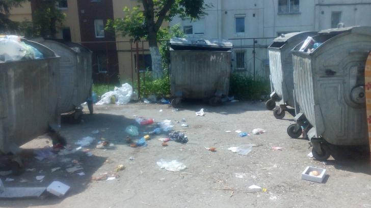 Proiect al Ministerului Mediului: TAXĂ pe kilogramul de gunoi aruncat
